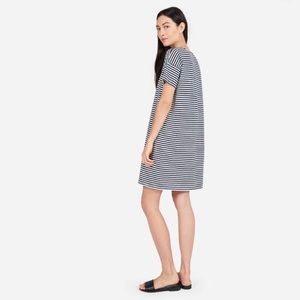 Everlane striped t-shirt dress
